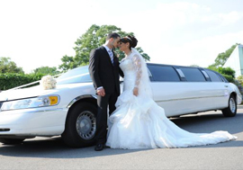 Wedding Limo Hire Leeds