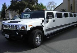 Hummer Limo Hire Bingley