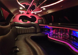 Pink Lincoln Limo Hire